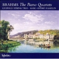 Brahms: Piano Quartets No.1-No.3, 3 Intermezzi Op.117
