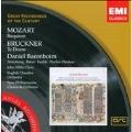 Mozart: Requiem K.626 (7/1971); Bruckner: Te Deum (1/1969) / Daniel Barenboim(cond), ECO, John Alldis Choir, Sheila Armstrong(S), etc