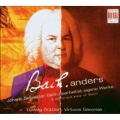 Bach - Anders; A Different Kind of Bach - Concerto Arrangements / Ludwig Guttler, Virtuosi Saxoniae
