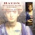 Haydn: Symphonies no 92 & 104 / Groves, English Sinfonia