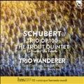Schubert: Piano Trio Op. 100, Piano Quintet Op. 114