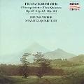 Krommer: Flute Quintets Vol 2/ Bruno Meier, Stamitz-Quartett