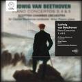 Beethoven: Piano Concertos No.3, No.4 & No.5