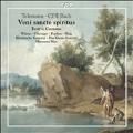 G.P.Telemann, C.P.E.Bach - Veni Sancte Spiritus - Festive Cantatas