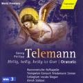 Telemann:Heilig, Heilig, Heilig Ist Gott -Oratorio Twv.2-6