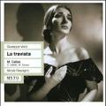 Verdi : La Traviata  (6/1958) / Nicola Rescigno(cond), CGRO & Chorus, Maria Callas(S), Cesare Valletti(T), etc