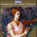 Madrigals for Laura Peperara