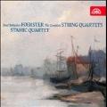 J.B.Foerster: The Complete String Quartets