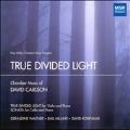 True Divided Light - Chamber Music of David Carlson