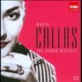 Maria Callas - The Studio Recitals<限定盤>