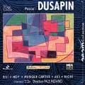 Dusapin: Fist, Hop', Musique Captive, etc / Paul Mefano