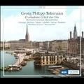 G.P.Telemann: O Erhabnes Gluck Der Ehe - Oratorio for the Golden Wedding Mutzenbecher