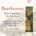 Beethoven: Piano Concertos no 3 and 4 / Osorio, Fuente