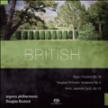British - Elgar, Vaughan Williams, Holst