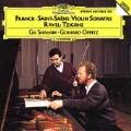 Franck, Saint-Saens: Violin Sonatas;  Ravel / Shaham, Oppitz