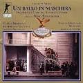 Verdi: Un Ballo in Maschera / Sanzogno, Bergonzi, et al