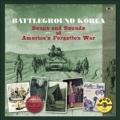 Battleground Korea: Songs and Sounds of America's Forgotten War [4CD+BOOK]