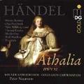 Handel: Athalia / Peter Neumann, Simone Kermes, Olga Pasichnyk