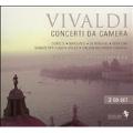 Vivaldi : Concerti da Camera -A.Corelli, F.Barsanti, F.Ceminiani, F.M.Verancini / Ensemble Il Giardino Armonico