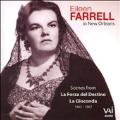 Eileen Farrell in New Orleans -Verdi :La Forza del Destino (11/16/1963)/Ponchielli :La Gioconda (3/2/1967):Renato Cellini(cond)/New Orleans Opera Orchestra & Chorus/etc