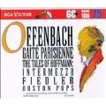 Basic 100 Vol.75 -Offenbach:Gaite Parisienne:Arthur Fiedler(cond)/Boston Pops