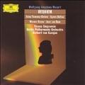 Mozart: Requiem / Karajan, Tomowa-Sintow, Baltsa, et al