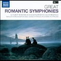 Great Romantic Symphonies - Schubert, Brahms, Schumann, etc