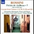 Rossini: Peches de Viellesse Vol.7 (Sins of Old Age)