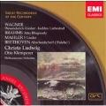 Wagner: Wesendonck Lieder; Brahms: Alt-Rhapsody, etc