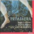 Primavera - Monteverdi, etc / Les Voix Humaines, et al