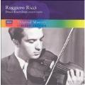 Ruggerio Ricci: 1950-1960