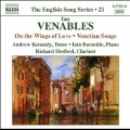 I.Venables: On the Wings of Love Op.38, etc