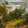 "Hummel: Works for Oboe & Orchestra; Introduction, Theme & Variations Op.102, Septet Op.74, ""Grand Concerto""  / Vladislov Borovka(ob), Ivan Klansky(p), Pavel Langpaul(fg), Pavel Hula(cond), Czech Nonet, Praga Camerata"
