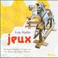 L.Mallie: Jeux - Six Improvisations a l'Orgue sur des Themes de Claude Debussy