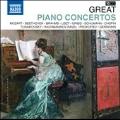 Great Piano Concertos - Mozart, Beethoven, Brahms, etc