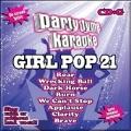 Party Tyme Karaoke: Girl Pop 21
