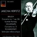 Bruch: Violin Concerto No.1, Scottish Fantasy; Vieuxtemps: Violin Concerto No.5; Tchaikovsky: Serenade Melancolique