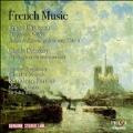 ショーソン: 交響曲変ロ長調Op.20、愛と海の詩Op.19、ドビュッシー: 交響組曲「春」