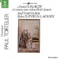 Hommage   Paul Tortelier - Vivaldi: Six Sonates