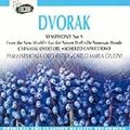 Dvorak: Symphony no 9, Carnaval Overture, Scherzo / Giulini