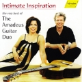 Intimate Inspiration:Franck:Prelude Op.18/J.S.Bach:Chaconne/etc:The Amadeus Guitar Duo