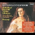 Donizetti: Lucia di Lammermoor / Richard Bonynge, CGRO & Chorus, Joan Sutherland, Luciano Pavarotti, etc<完全限定盤>