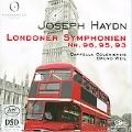 Haydn: Londoner Symphonien No.96, No.95, No.93 / Bruno Weil, Cappella Coloniensis