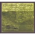 Jon Leifs: Songvar - Complete Songs