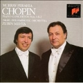 Chopin: Piano Concertos 1 & 2 / Perahia, Mehta, Israel PO