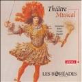 Theatre Musical - Schmelzer, et al / Les Boreades Montreal