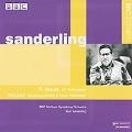 """R.Strauss: Ein Heldenleben Op.40; Schubert: Symphony No.8 D.759 """"Unfinished"""" / Kurt Sanderling, BBC Northern SO"""