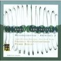 Boulez: Sur Incises, Messagesquisse, Anthemes II / Pierre Boulez(cond), Ensemble Intercontemporain, etc