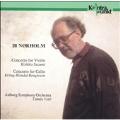 Norholm: Violin Concerto, Cello Concerto / Vetoe, Suzumi, etc