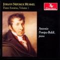 Hummel: Piano Sonatas Vol.1 - Op.2-3, Op.13, Op.20